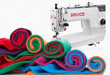 Ткани, Швейное оборудование