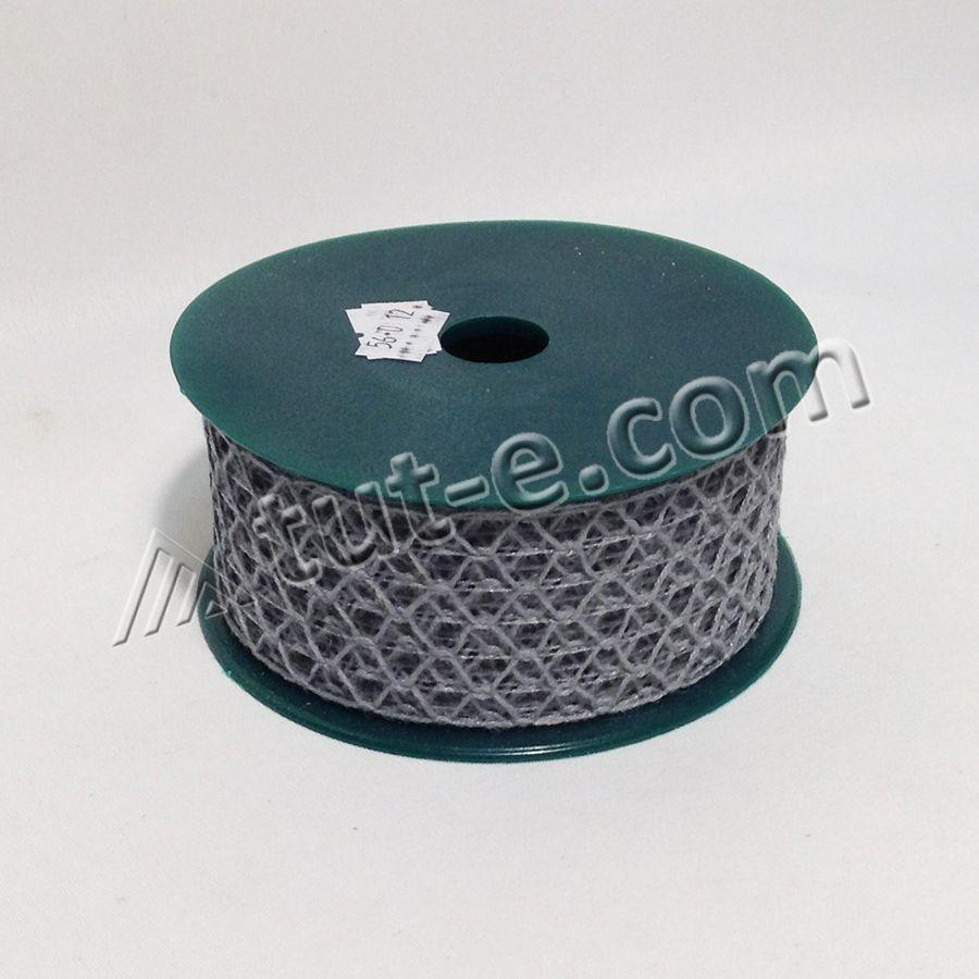 Лента-сетка серая 4см-10м - Изображение 2