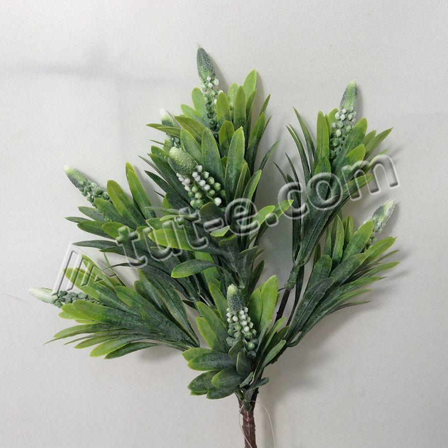 Травка с цветущими кончиками 42см - Изображение 2