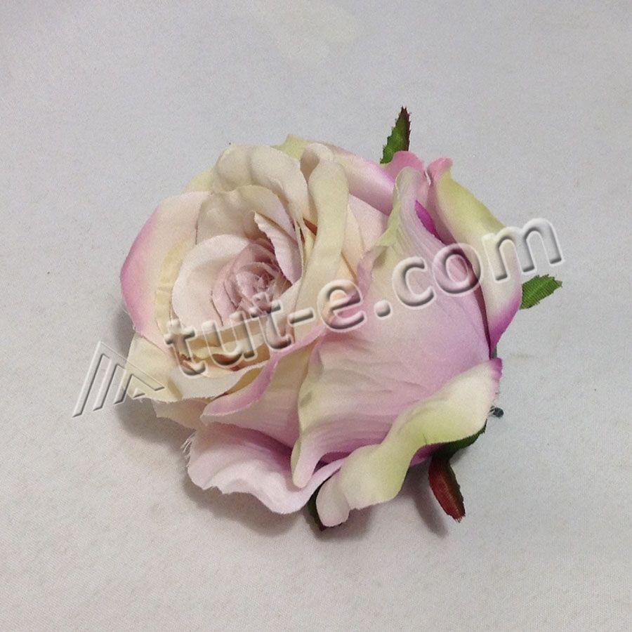 Головка розы КАРДИНАЛ сиреневый пепел - Изображение 2