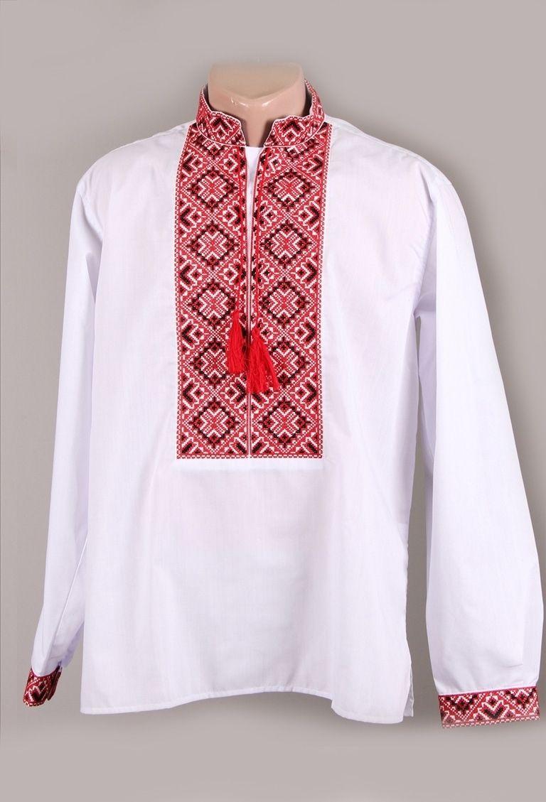 Рубашка мужская1
