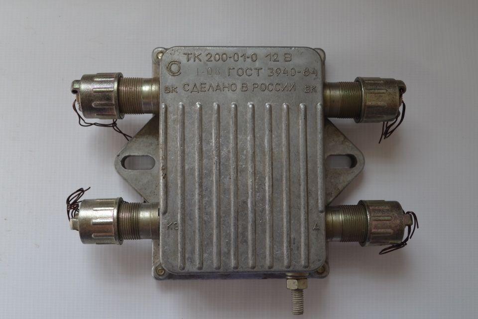 Комутатор транзісторний ТК-200-01-1 ЗИЛ-131, Урал