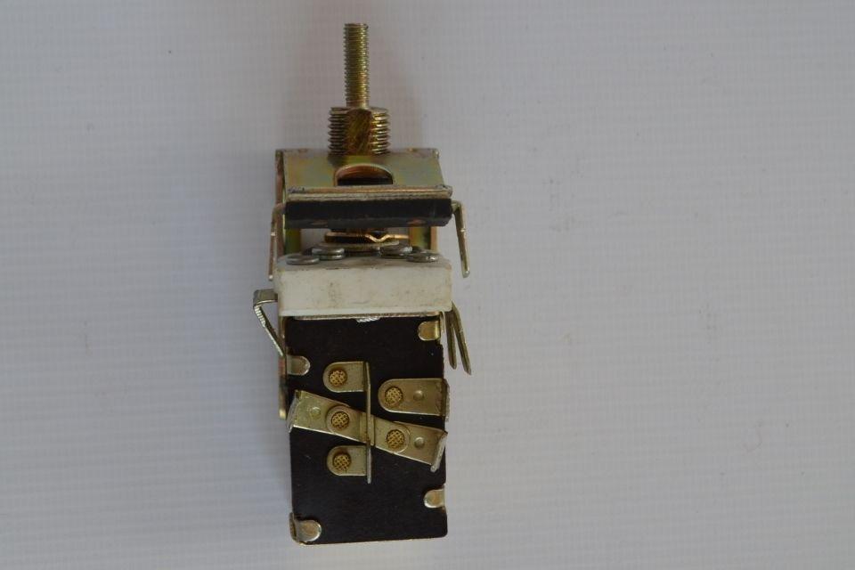 Перемикач світла центральний ГАЗ-24, ГАЗ-3102,ГАЗ-3110