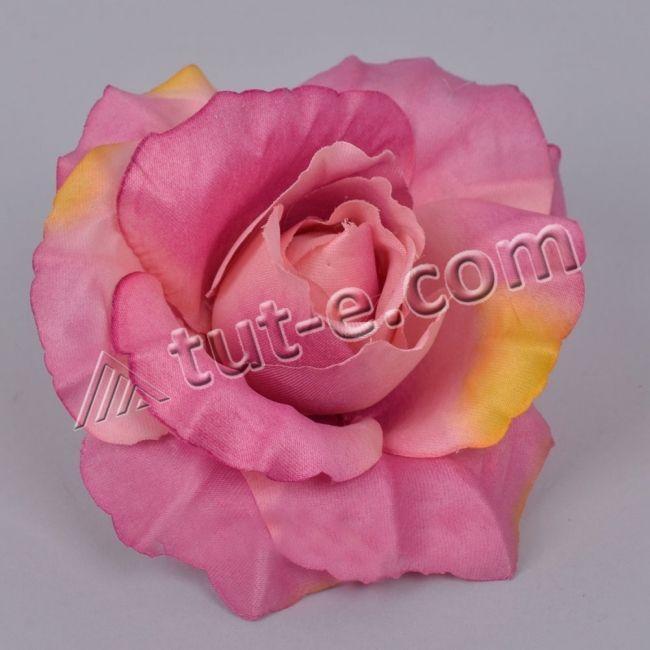 Головка розы ШОПЕН фуксия бледная