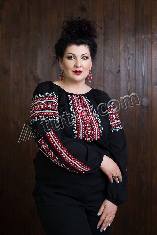 Шифоновая женская блуза под заказ