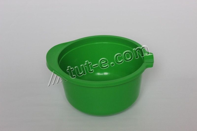 Миска для миксера 3л (цв.зеленый)