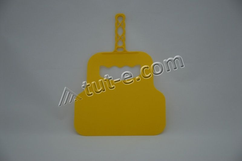 Веер для мангала (цв.желтый)