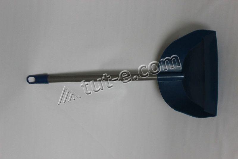 Совок с металической ручкой