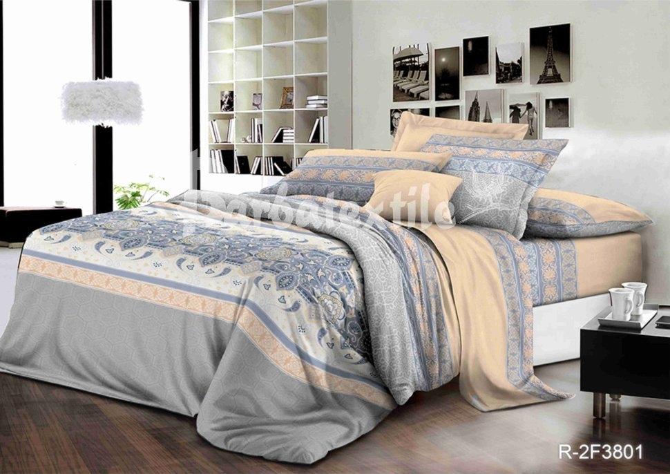 комплект постельного белья ранфорс др-3801