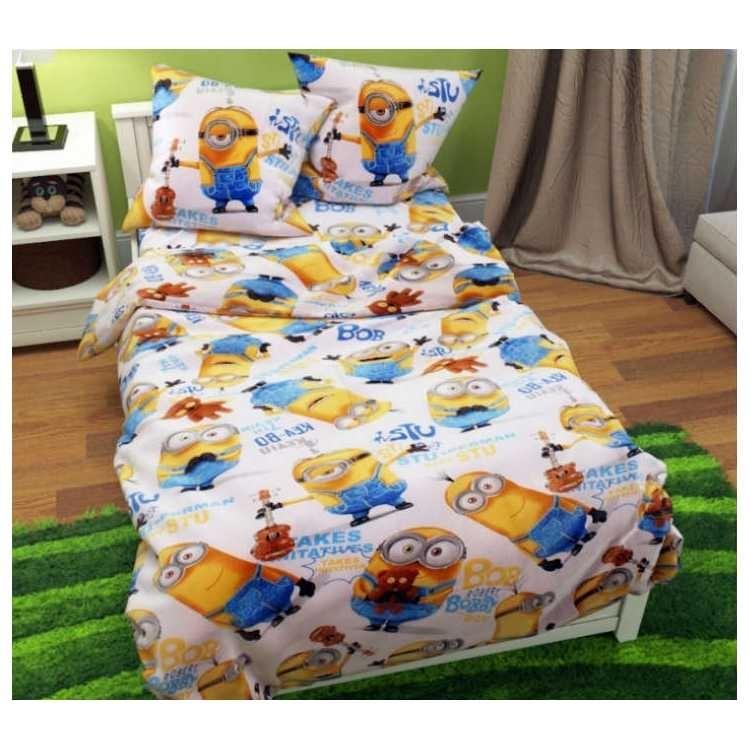 постельное белье детское бязь ДОБ-1001