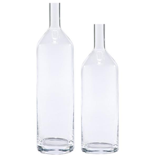Бутылка для декора 30см