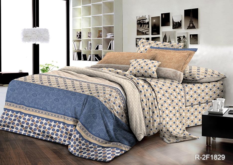 комплект постельного белья ранфорс ер-1829