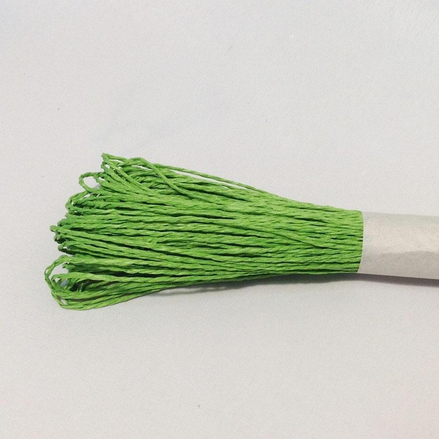 Шнур для декора зеленый 50м