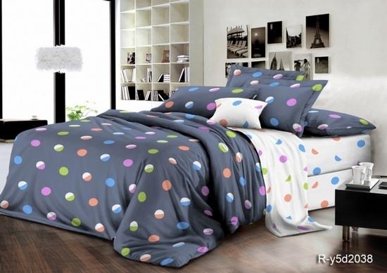 комплект постельного белья ранфорс ср-2038