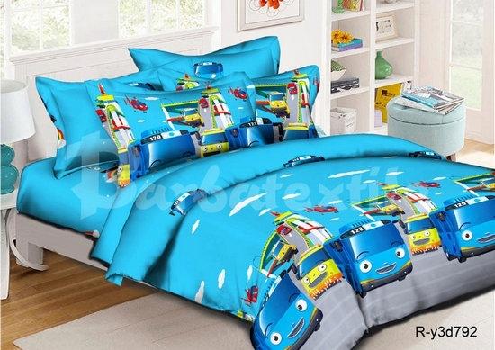 постельное белье детское ранфорс ДОР-792