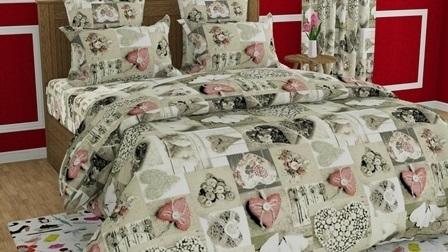 комплект постельного белья бязь еб-7001