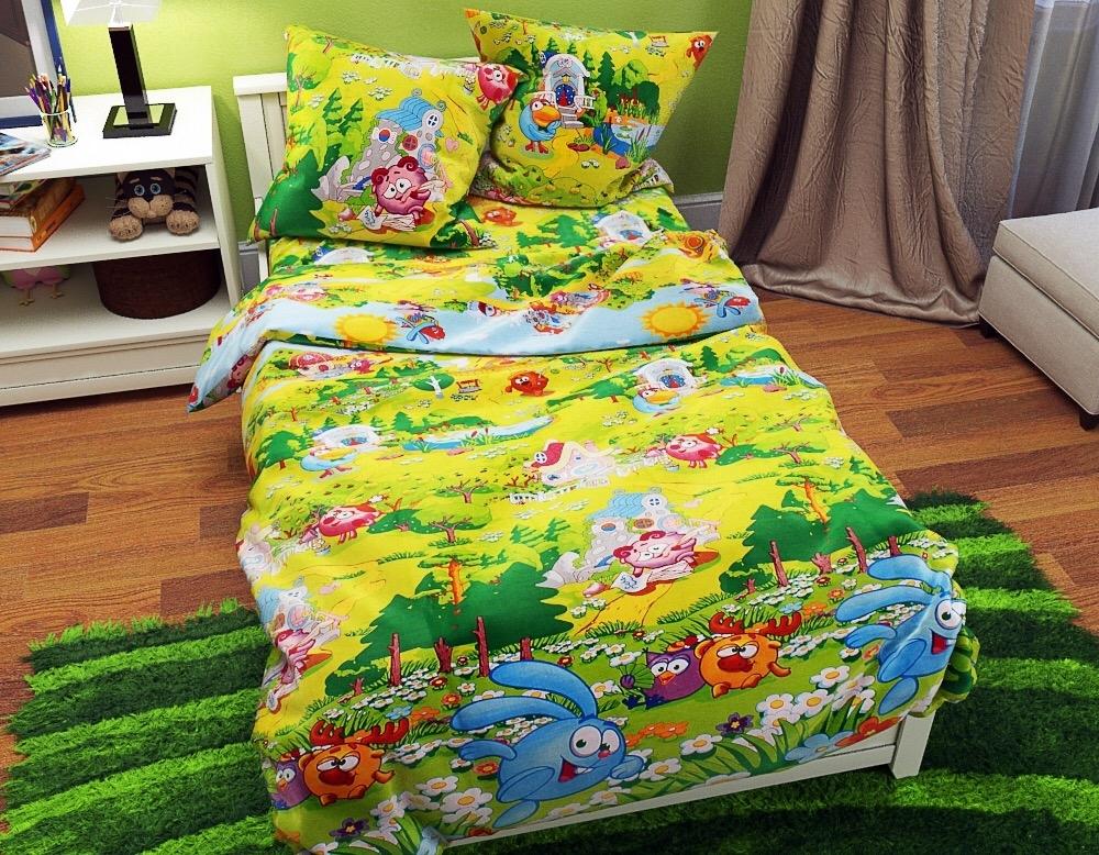 постельное белье детское бязь ДОБ-3009