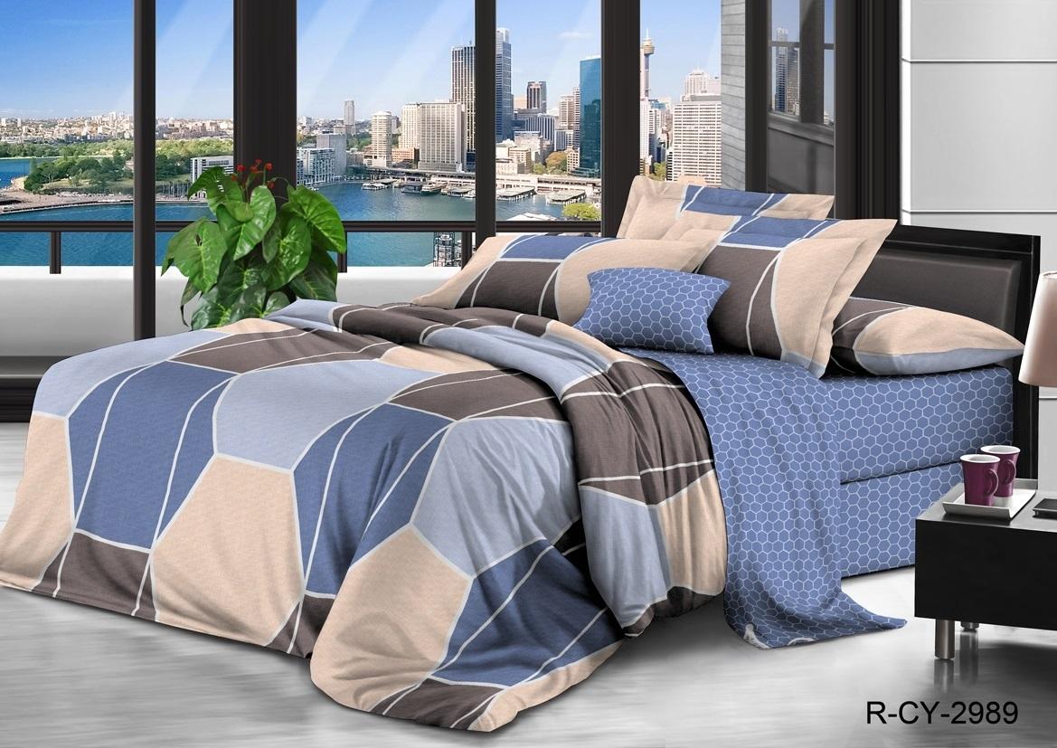 комплект постельного белья ранфорс ор-2989