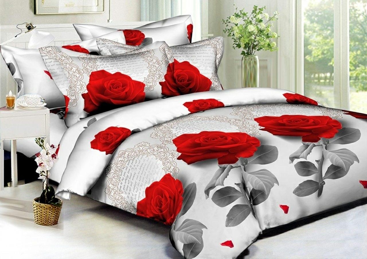 комплект постельного белья полисатин епс120-6802