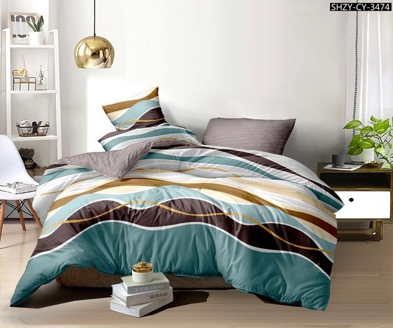 комплект постельного белья сатин ес-71-2