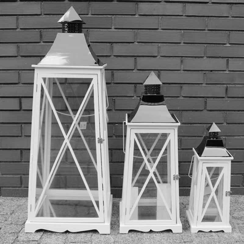 Набор декоративных фонарей 3шт