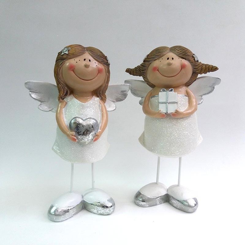 Фигурка ангела 25см - 2вида - 1шт