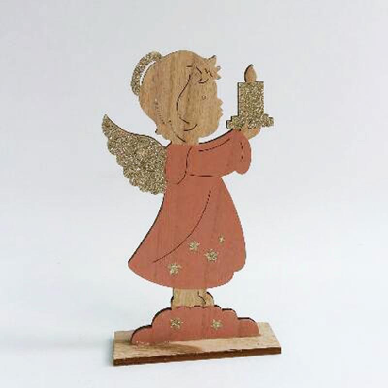 Фигурка деревянная  19см