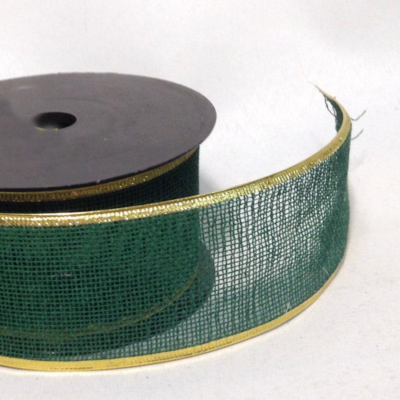 Лента- сетка с проволочным краем 4см - 1м