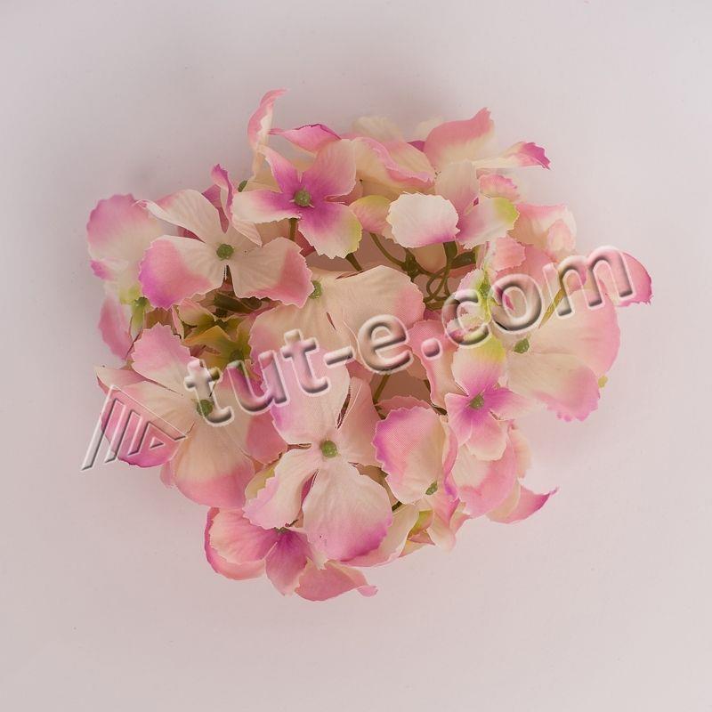 Головка гортензии изящной нежно розовая - Изображение 3